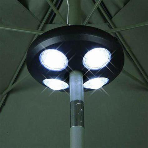 led patio umbrella lights white ufo light led outdoor garden patio umbrella cordless