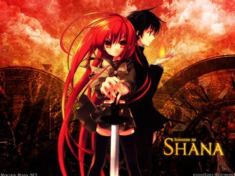 shakugan no shana my fave anime shakugan no shana pictures