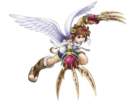 kid icarus uprising kid icarus uprising flies to europe on 23rd march