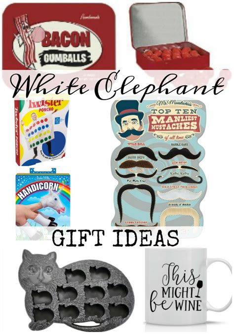 Farmhouse Style House white elephant gift ideas house of hargrove