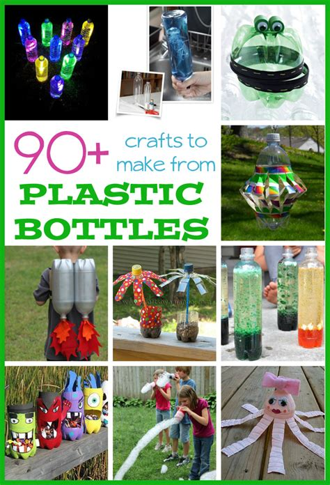 plastic water bottle crafts for 90 plastic bottle crafts for family crafts