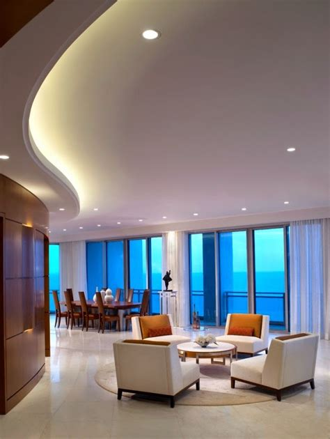 lighting ceiling design 25 creative led ceiling lights are built in suspended