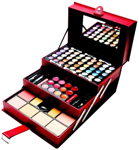 makeup kit cameo all in one makeup kit eyeshadow palette blushes