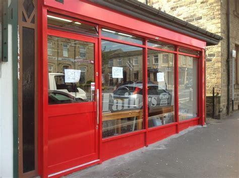 aluminium shop front doors shop fronts gm windows