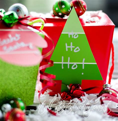paint gift ideas gift wrapping ideas