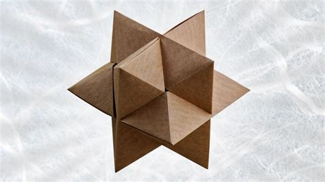 Origami Burr Puzzle Froy