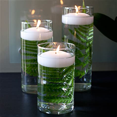 glass cylinder centerpieces table centerpieces 36 glass cylinder vases with candle