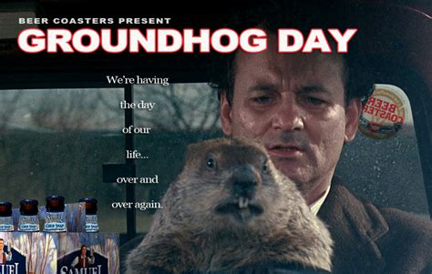 groundhog day characters coasters groundhog day issue coasters podcast