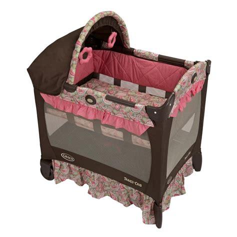 travel baby cribs graco travel lite crib jacqueline