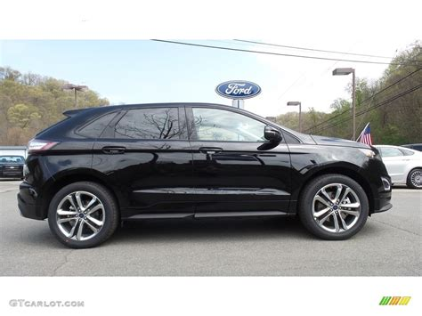 Black Ford Edge by 2016 Shadow Black Ford Edge Sport Awd 112582937