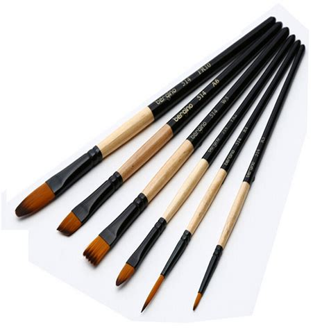 acrylic paint brush marvelous best acrylic paint brushes 7 supplies paint