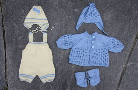 knitted doll clothes patterns free baby doll clothes knitting patterns images