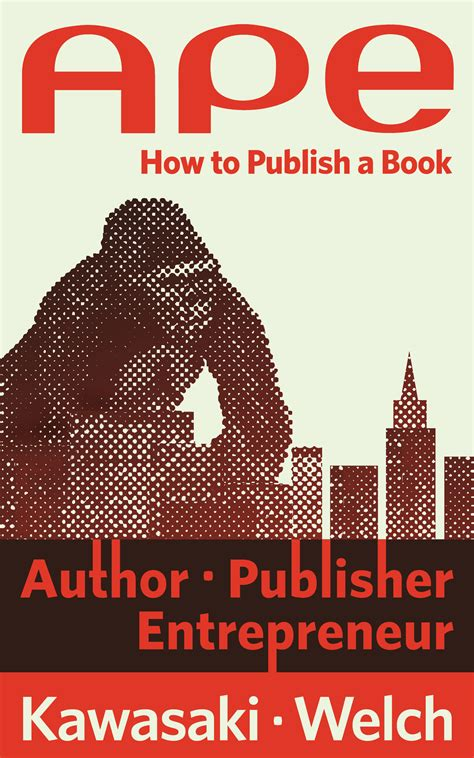 how to publish a picture book ape author publisher entrepreneur how to publish a book