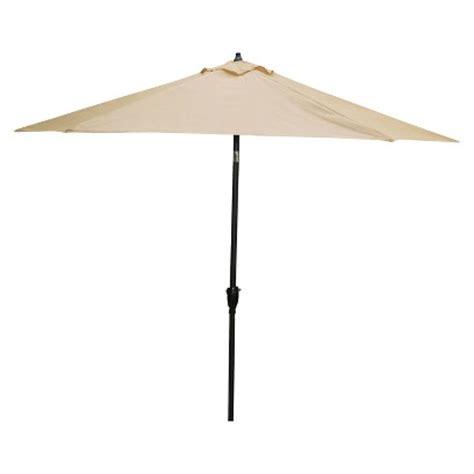 patio umbrellas at target threshold dumont patio umbrella 9 target