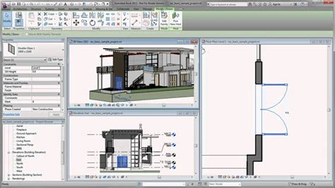 3d Kitchen Design Software autodesk revit getting started in revit 2013 youtube