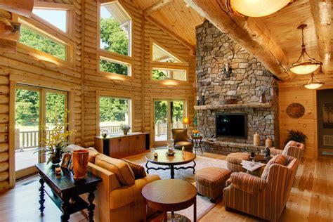 interior of homes pictures log home interiors of carolina log homes