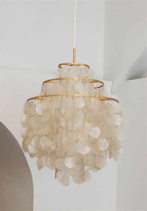 capiz shell chandelier best 25 capiz shell chandelier ideas on shell