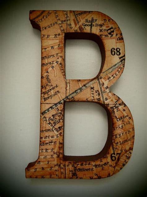 decoupage letter ideas 1000 ideas about decoupage letters on diy