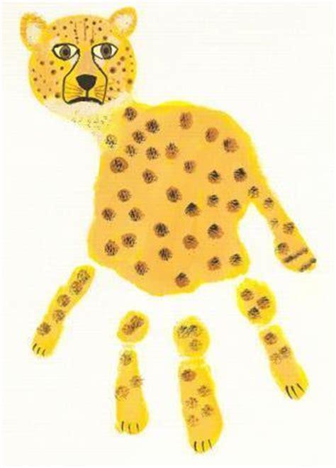 cheetah crafts for manualidades para hacer con los ni 241 os el fin de semana