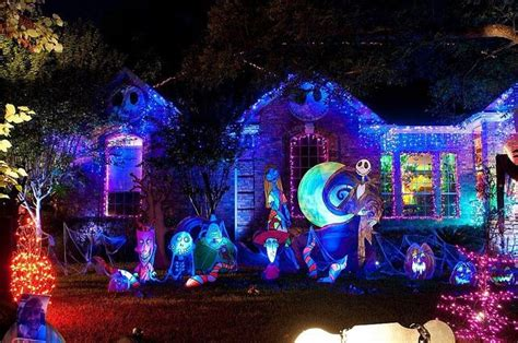 nightmare before decorated house 17 ideas about nightmare before decorations on