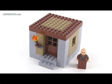 how to make a small house lego minecraft small villager house moc