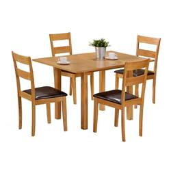 dining table and four chairs extending dining table with 4 chairs colorado 60cm 120cm