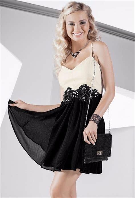 vestidos cortos negro vestidos cortos negro con blanco