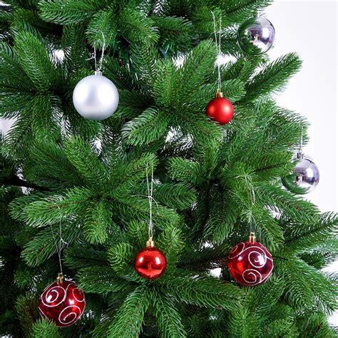 edeltanne weihnachtsbaum weihnachtsbaum edeltanne 180cm spritzguss nadeln pe