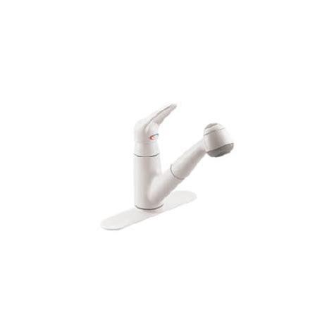 ivory kitchen faucet 7570v 7570v salora single handle ivory kitchen faucet with pullout spout