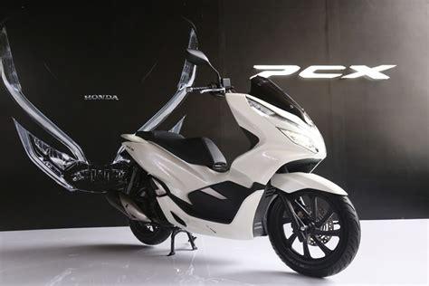 Pcx 2018 Km L by Honda Apresenta Pcx Na Indon 233 Sia E Pode Chegar Ao