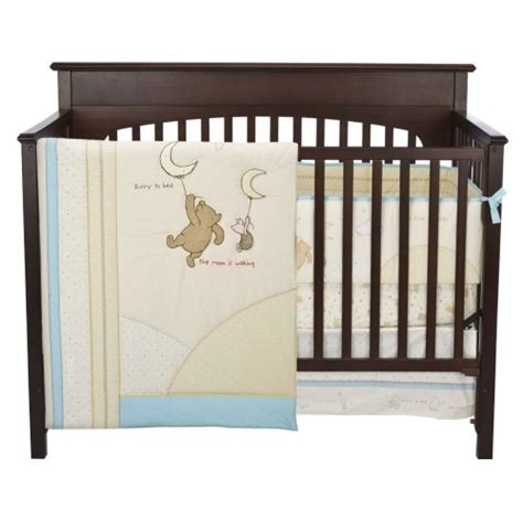 classic pooh crib bedding gorgeous themes for your baby boy s bedding nursery