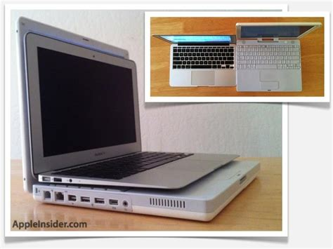 i book pictures five years of apple 2005 ibook to 2010 macbook air