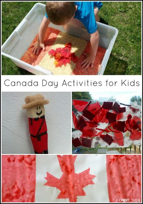 canada day crafts for canada day activities for and next comes l