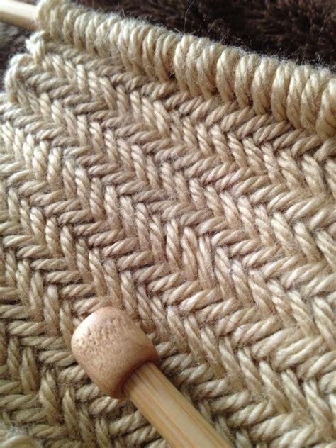 knit herringbone stitch herringbone stitch knitting stitches