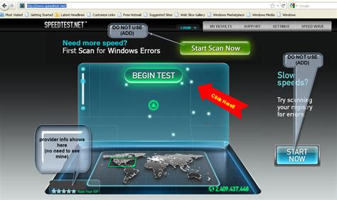 speed test how to test your connection speed techerator