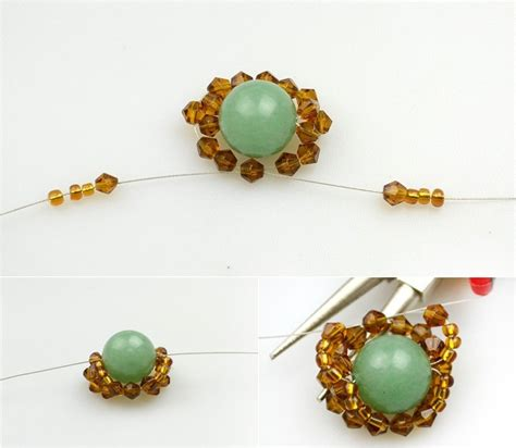 how to make a beaded ring a beaded ring for your index finger 183 how to make a beaded