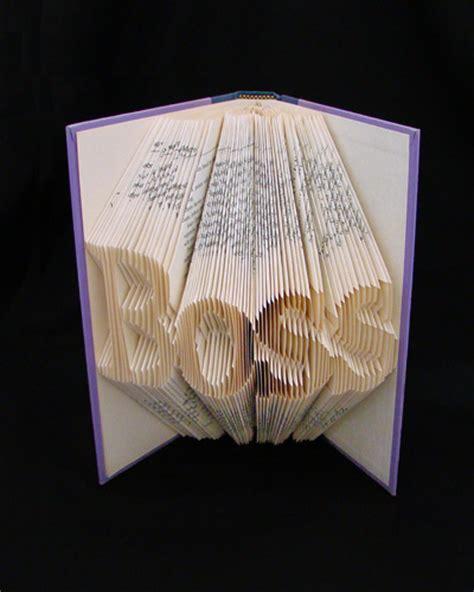 origami book folding book sculptures make origami