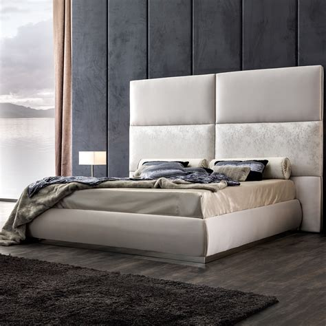 bed upholstered headboard panel upholstered bed with headboard