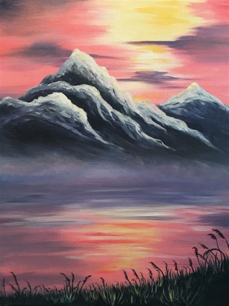 unique acrylic painting ideas 42 simple acrylic canvas painting ideas for beginners