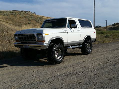 79 Ford Bronco by New 79 Bronco Owner Ford Bronco Forum