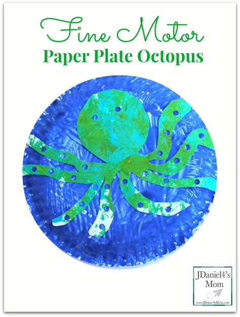octopus paper plate craft octopus paper plate craft 28 images paper plate