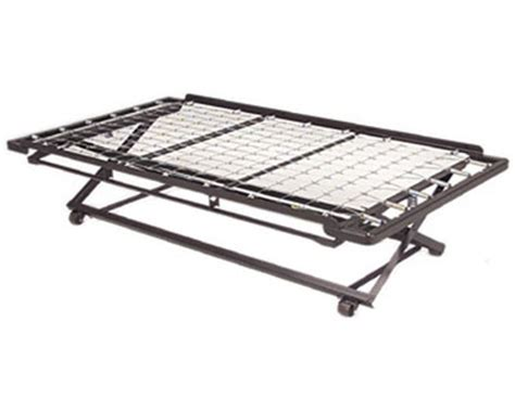 trundle bed metal frame trundle metal bed frame
