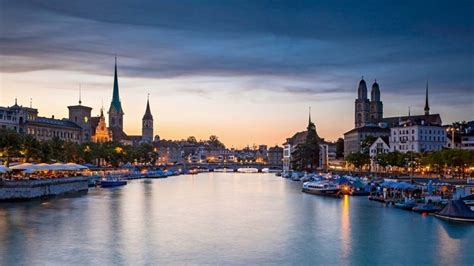 zã rich zurich switzerland tourism