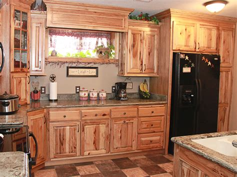 kitchen cabinets rustic the cabinets plus rustic hickory kitchen cabinets