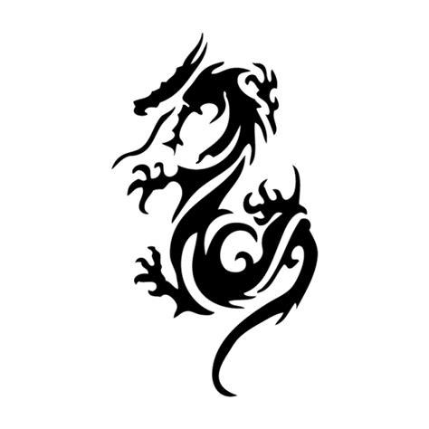 dragon stencil 7