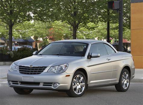 Chrysler 2010 Sebring by 2010 Chrysler Sebring Convertible News And Information