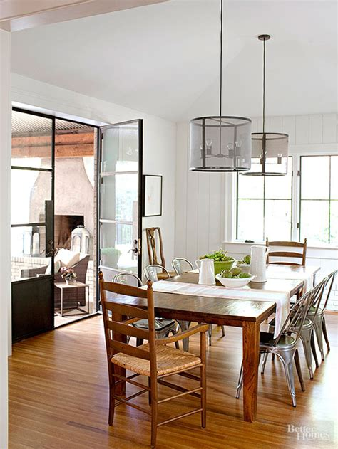 dining room end chairs mix and match dining room chairs
