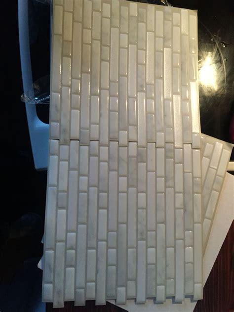 backsplash sticky tiles 1000 ideas about sticky tile on bathroom