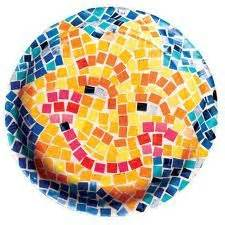 paper mosaic crafts 82 best images about preschool summer and sun on