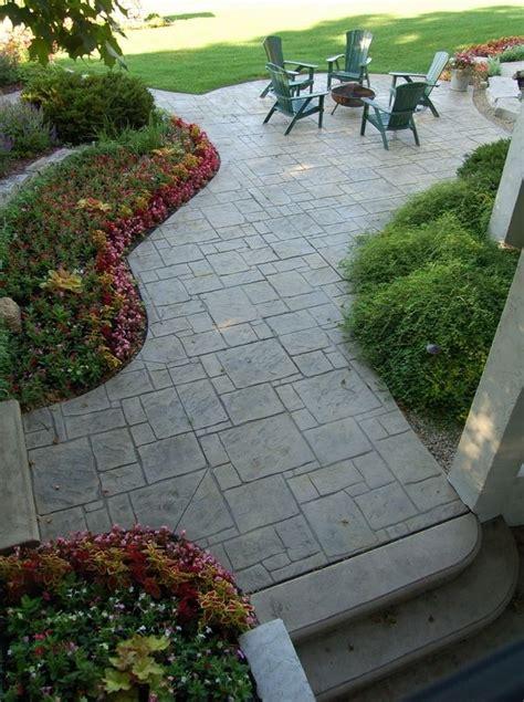 garden ideas for patio best 25 patio design ideas on backyard patio